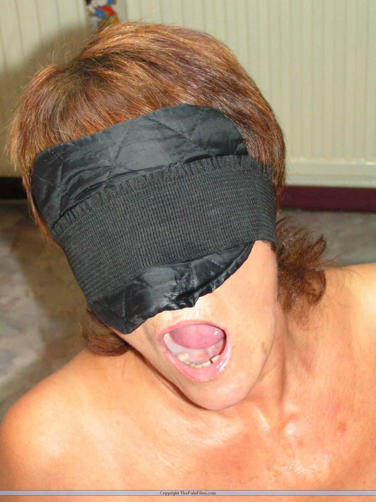 Kinky leather slave fae corbins amateur bdsm and hot wax 1