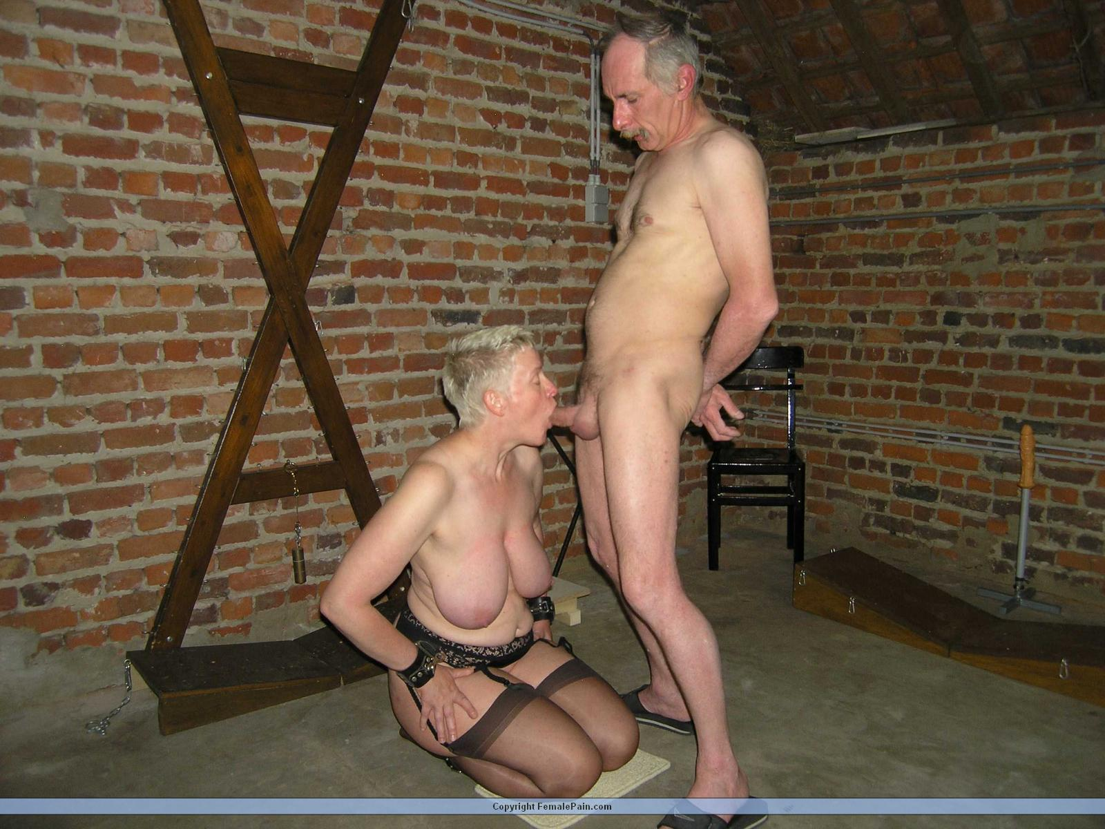 Extreme bdsm submissive